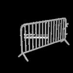 barierki tymczasowe